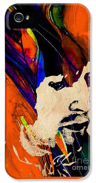 Eric Clapton Collection IPhone 5s Case by Marvin Blaine