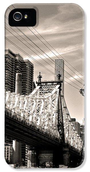 59th Street Bridge No. 4-1 IPhone 5s Case