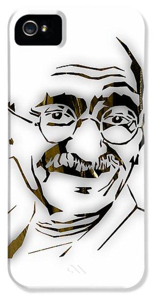 Mahatma Gandhi Collection IPhone 5s Case
