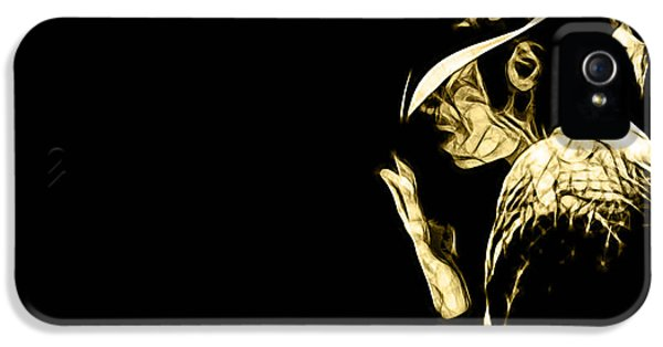 Michael Jackson Collection IPhone 5s Case by Marvin Blaine