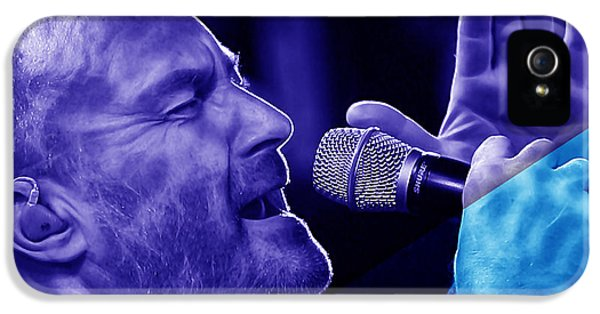 Phil Collins Collection IPhone 5s Case by Marvin Blaine