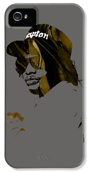 Eazy E Straight Outta Compton IPhone 5s Case by Marvin Blaine