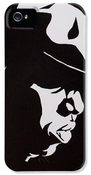 Biggie iPhone 5s Case - Biggie Smalls by El Alexander