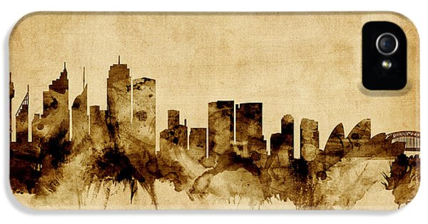 Sydney Australia Skyline IPhone 5s Case