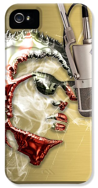 Bob Dylan Collection IPhone 5s Case by Marvin Blaine