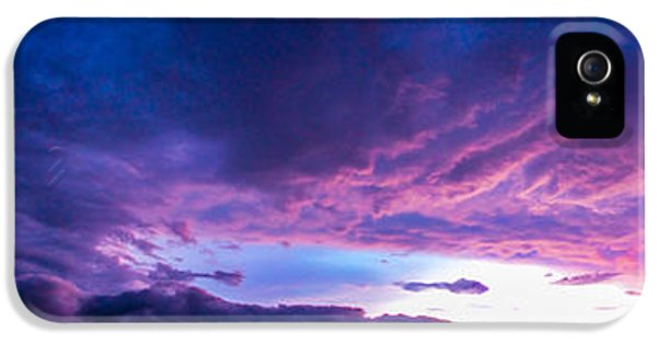 Nebraskasc iPhone 5s Case - 5th Storm Chase 2015 by NebraskaSC