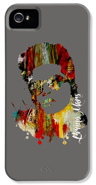 Bruno Mars Collection IPhone 5s Case