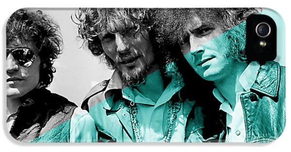 Cream Eric Clapton Jack Bruce Ginger Baker IPhone 5s Case
