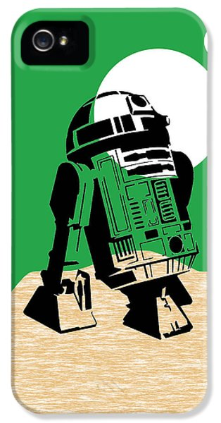Star Wars R2-d2 Collection IPhone 5s Case