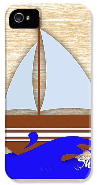 Sailing Collection IPhone 5s Case