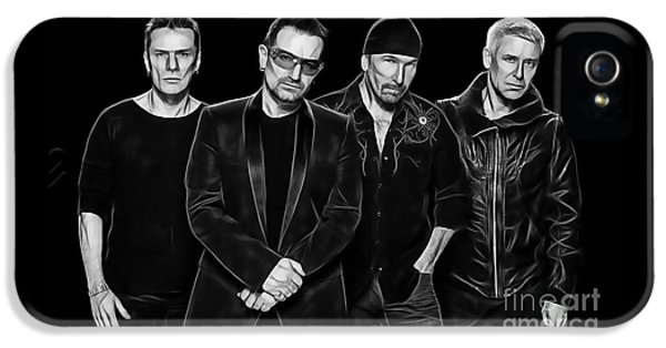 U2 Collection IPhone 5s Case