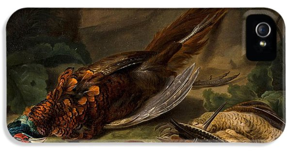 A Dead Pheasant IPhone 5s Case by MotionAge Designs