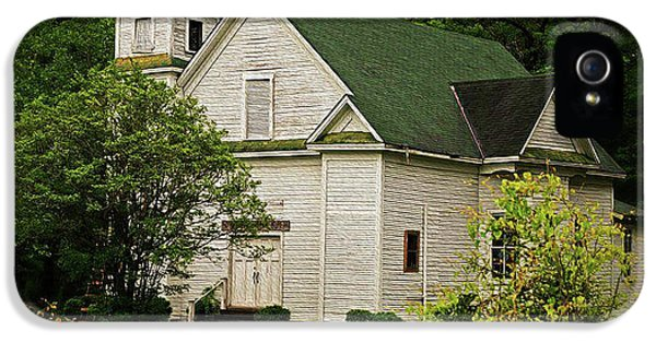 iPhone 5s Case - Abandoned Church - Louisiana by M Thomas Jackson