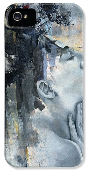 Figurative iPhone 5s Case - Across A Thousand Blades by Patricia Ariel