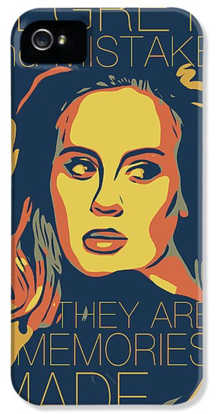 Adele IPhone 5s Case by Greatom London