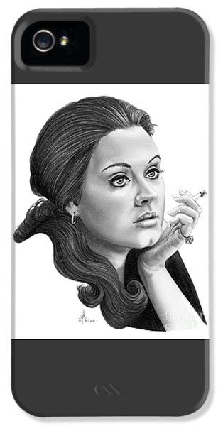 Adele IPhone 5s Case by Murphy Elliott