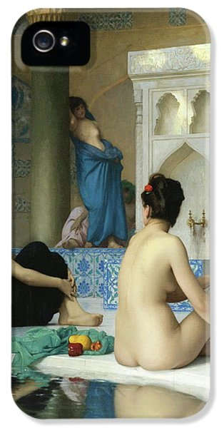After The Bath, Jean Leon Gerome IPhone 5s Case