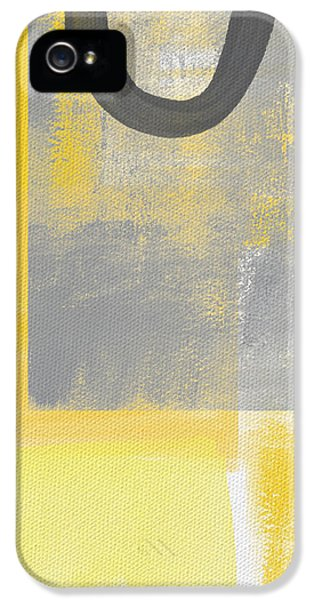 Afternoon Sun And Shade IPhone 5s Case by Linda Woods