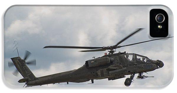 Ah-64 Apache IPhone 5s Case by Sebastian Musial