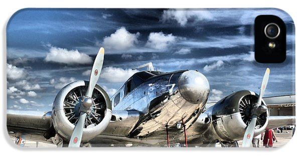 Airplane iPhone 5s Case - Air Hdr by Arthur Herold Jr