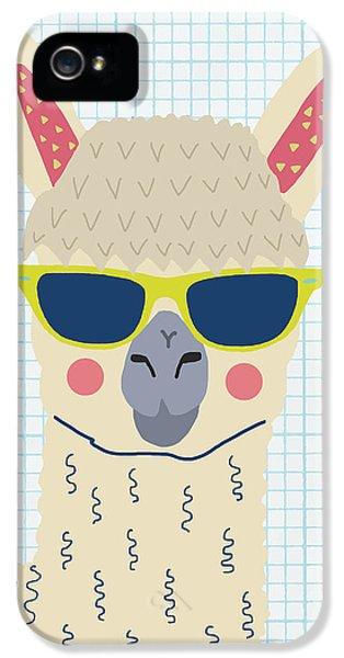 Alpaca IPhone 5s Case
