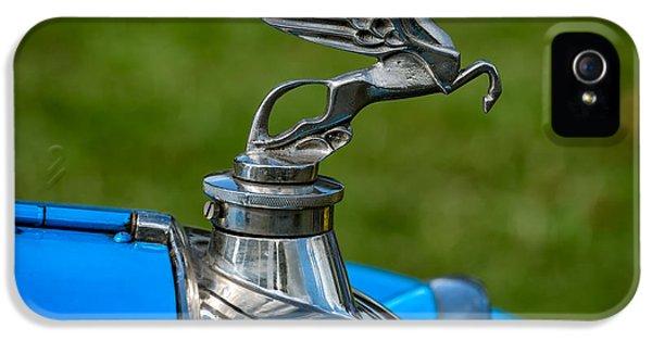 Amilcar Pegasus Emblem IPhone 5s Case by Adrian Evans