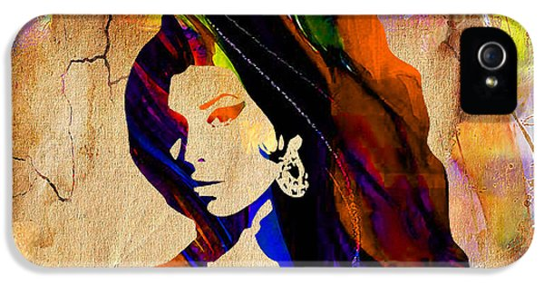 Amy Winehouse IPhone 5s Case