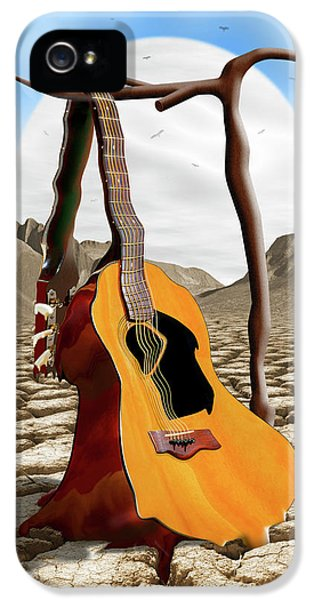 An Acoustic Nightmare IPhone 5s Case by Mike McGlothlen