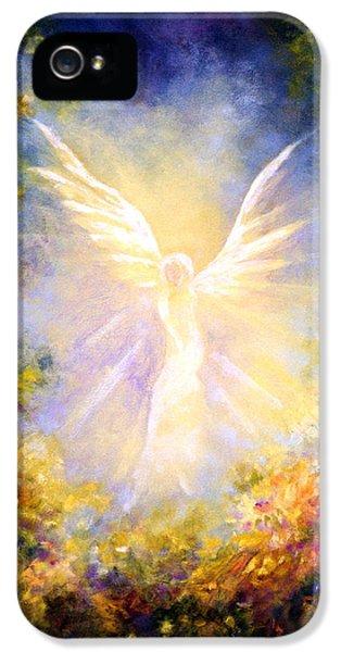 Angel Descending IPhone 5s Case