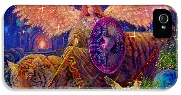 Angel Tarot Card Angel Fairy Dream IPhone 5s Case