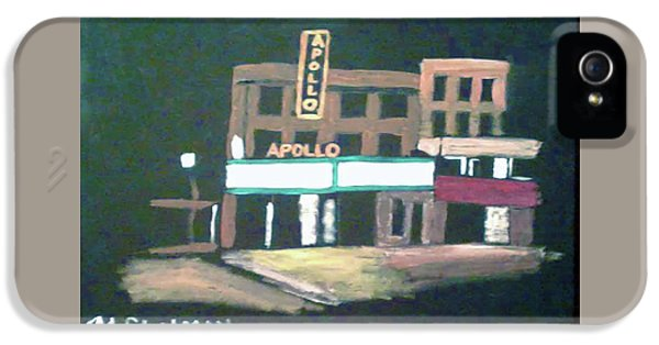 Apollo Theater New York City IPhone 5s Case