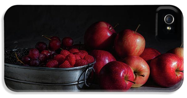 Apples And Berries Panoramic IPhone 5s Case