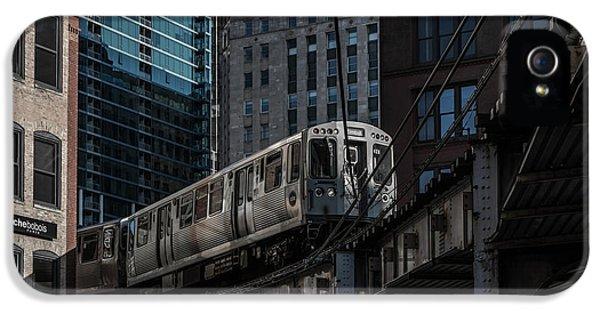 Around The Corner, Chicago IPhone 5s Case by Reinier Snijders