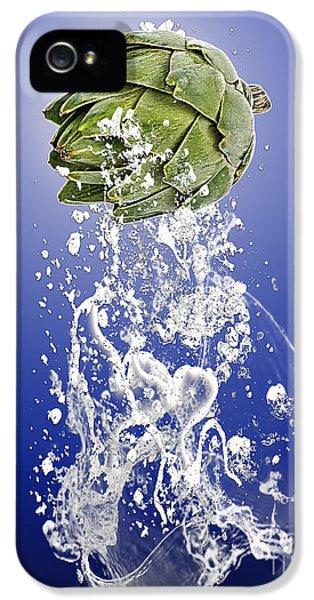 Artichoke Splash IPhone 5s Case