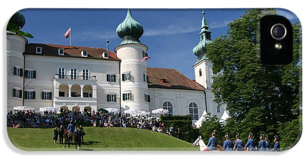 Artstetten Castle In June IPhone 5s Case