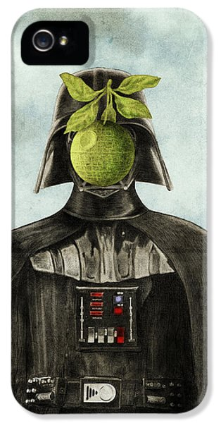 Son Of Darkness IPhone 5s Case by Eric Fan