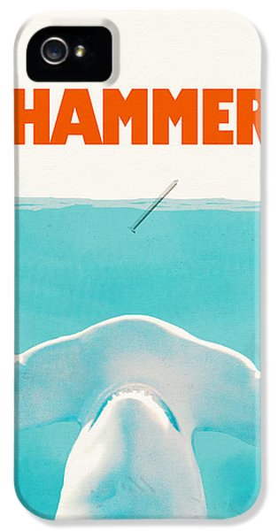 Hammer IPhone 5s Case by Eric Fan