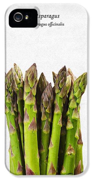 Asparagus IPhone 5s Case by Mark Rogan