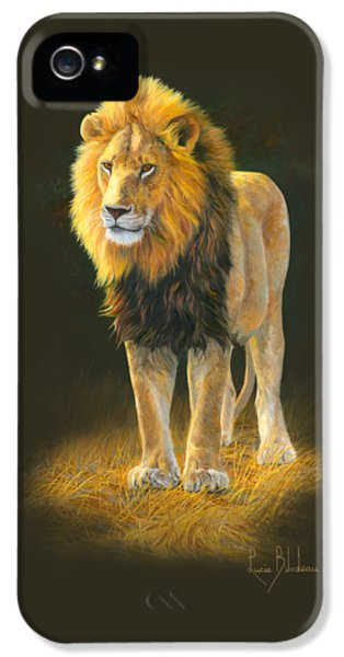 In His Prime IPhone 5s Case by Lucie Bilodeau
