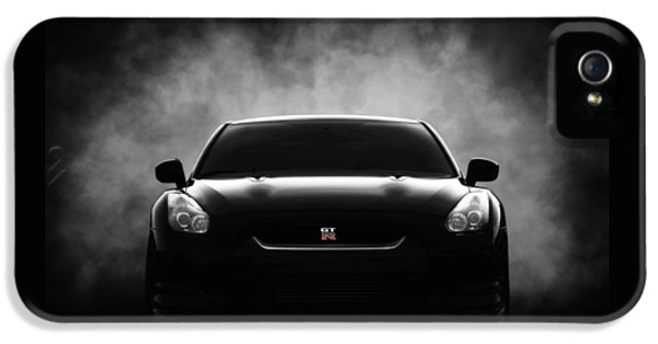 Car iPhone 5s Case - GTR by Douglas Pittman