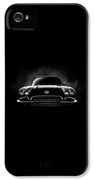 Car iPhone 5s Case - Circa '59 by Douglas Pittman