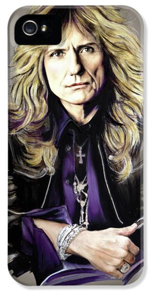 David Coverdale IPhone 5s Case