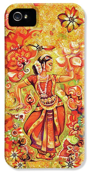 Ganges Flower IPhone 5s Case