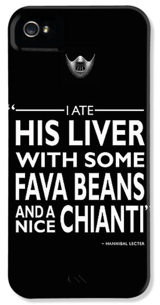 I Ate His Liver IPhone 5s Case
