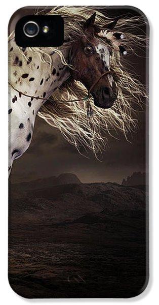 Leopard Appalossa IPhone 5s Case