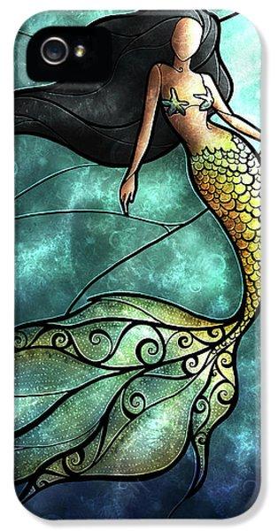 The Mermaid IPhone 5s Case