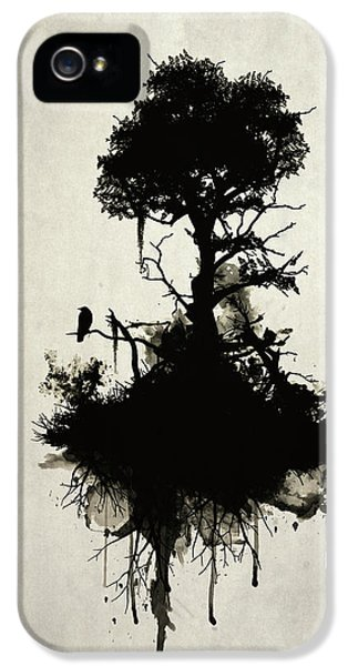 Last Tree Standing IPhone 5s Case by Nicklas Gustafsson