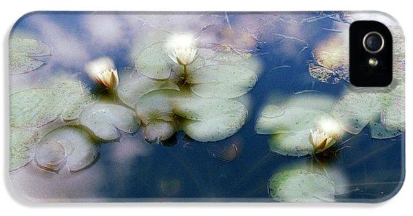 At Claude Monet's Water Garden 4 IPhone 5s Case