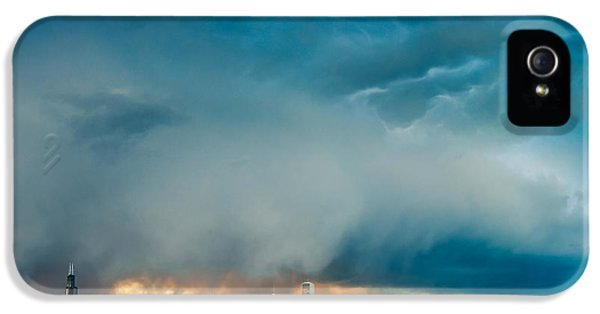 Attention Seeking Clouds IPhone 5s Case by Cory Dewald