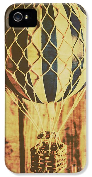 Nostalgia iPhone 5s Case - Aviation Nostalgia by Jorgo Photography - Wall Art Gallery